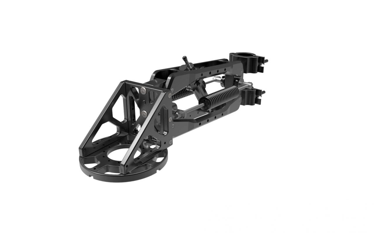 Raptor Z arm with Single Spring-Store