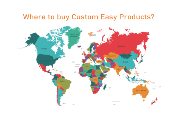 Where to buy Custom Easy products