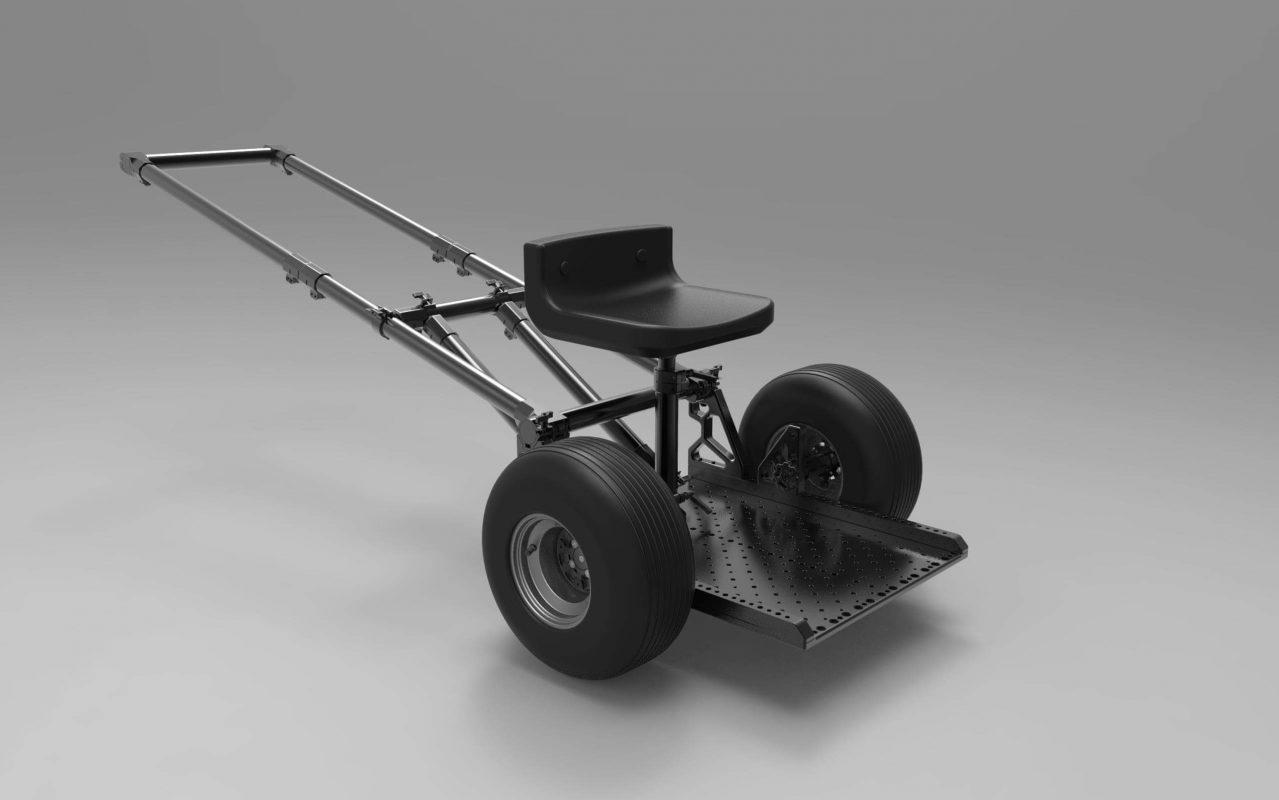 Raptor Rickshaw Upgrade Kit