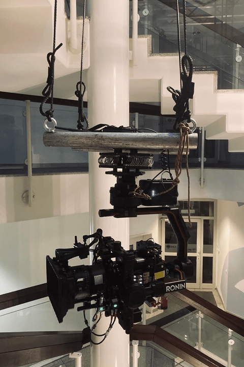 Vibration Isolator, Ronin 2 camera gimbal