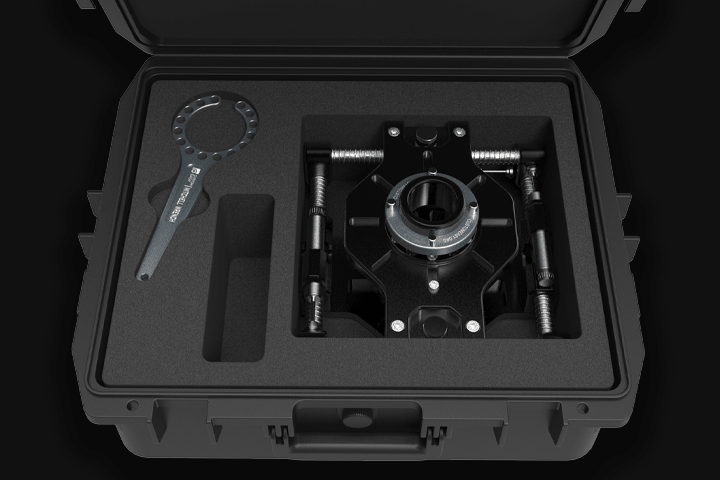 Raptor XY2 Vibration Isolator Case