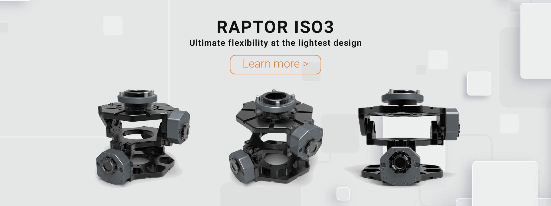 Raptor ISO3