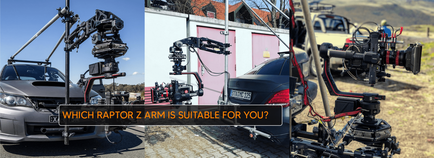 WHICH RAPTOR Z ARM IS SUITABLE FOR YOU